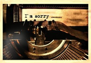 Sorry Not Sorry Daniella English Canadian Blogger