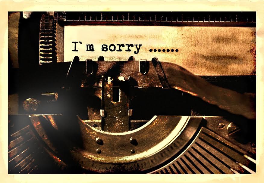 Sorry Not Sorry Daniella English Canadian Blogger