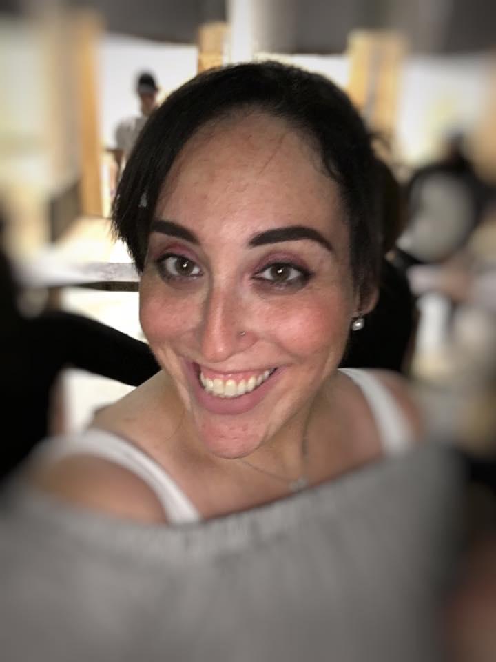 Battle of the Ex's Daniella English Canadian Blogger
