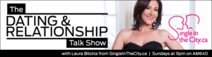Daniella English on The Dating and Relationship Talk Show