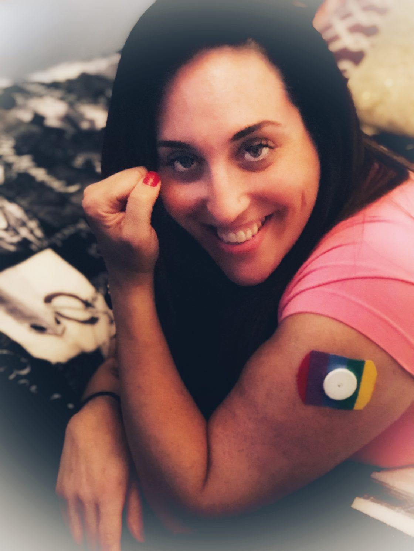 Daniella English Canadian Blogger Type 1 Diabetes
