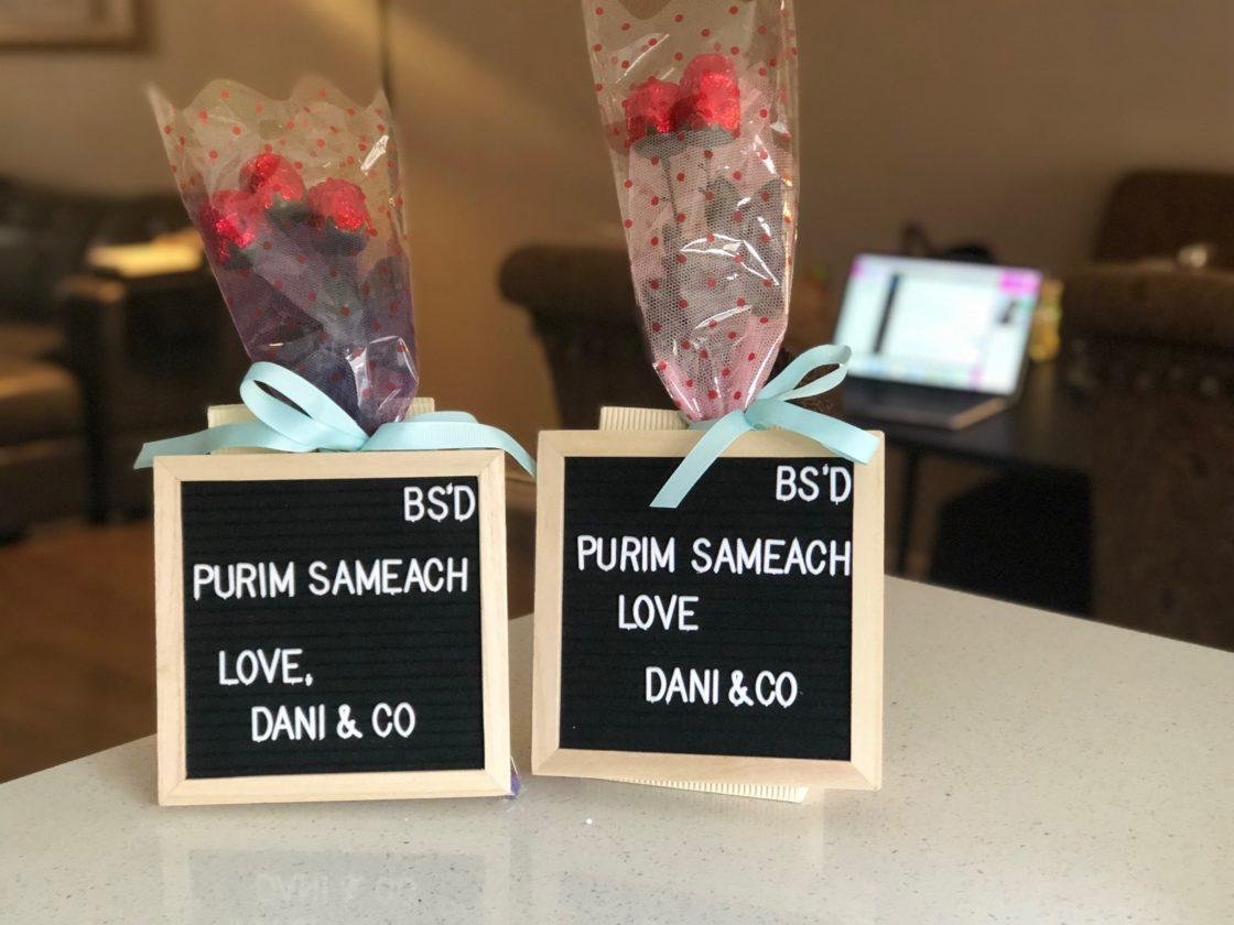 Purim Daniella English Canadian Blogger
