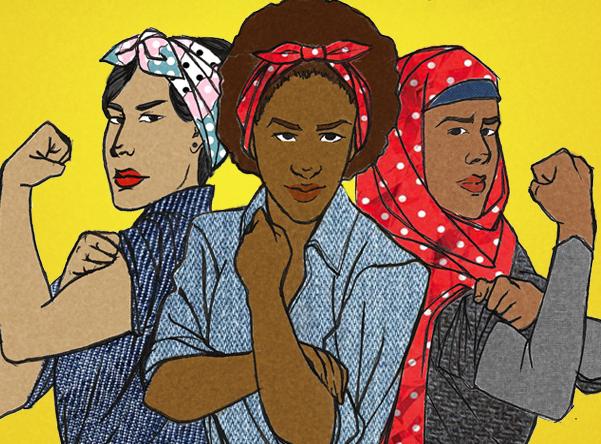 Daniella English Intersectional Feminism