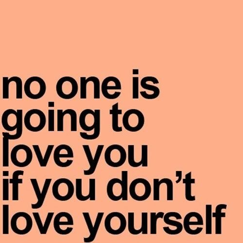Daniella English Self love vs true love Canadian Blogger