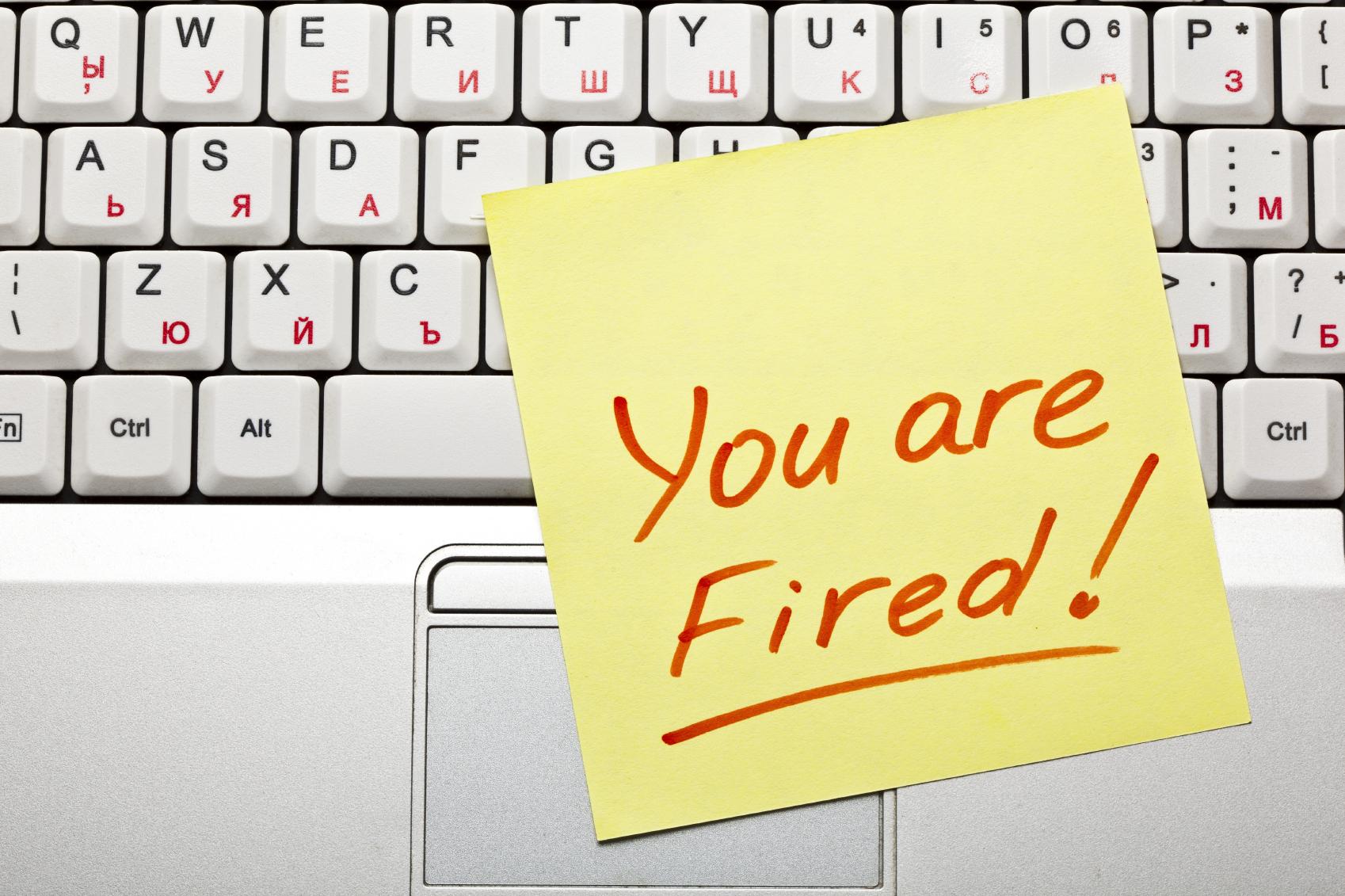 daniella English Blogger Canadian fired